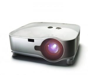 LED Beamer sind praktisch & sehr energieeffizient.
