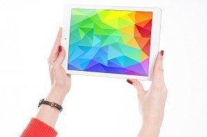 iPad Beamer